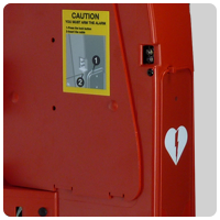 AED CABINET AIVIA 200 details 2